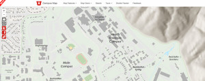 University of Utah Online Campus Map