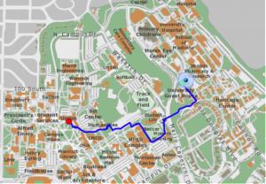 Route U