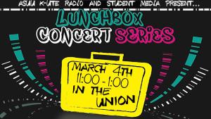 Lunchbox Concert- KUTE