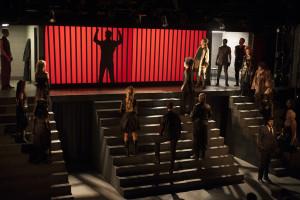The Threepenny Opera - The University of Utah. Spencer Sandstrom