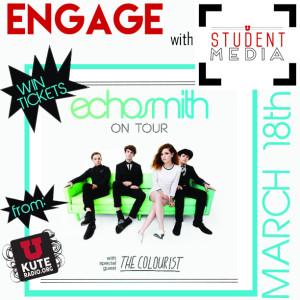 Echosmith- Ticket Giveaway