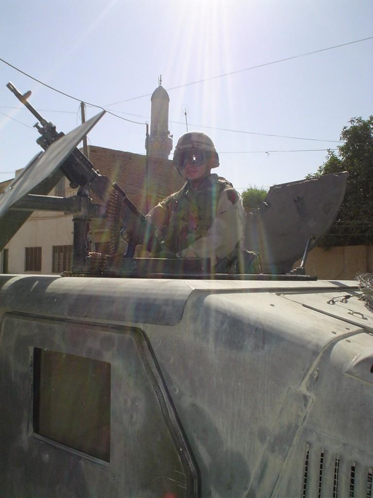 Quiroz Iraq 2004