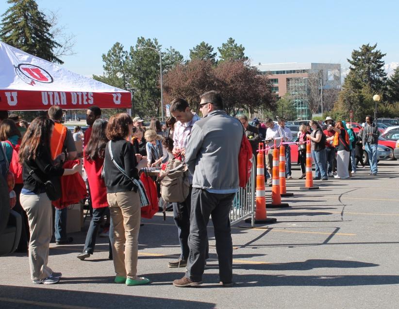 2014 University of Utah Great Shakout