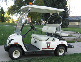 U Golf Cart