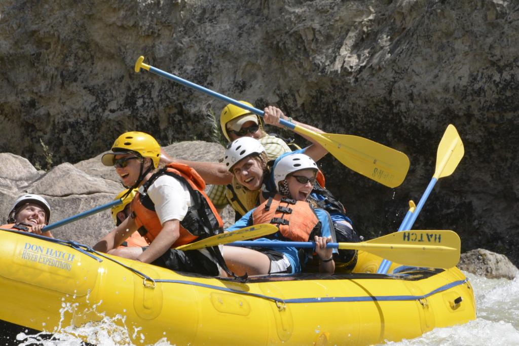 U River Rafting