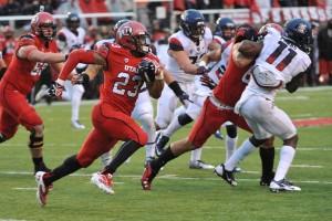 Devontae Booker leads Utah Football