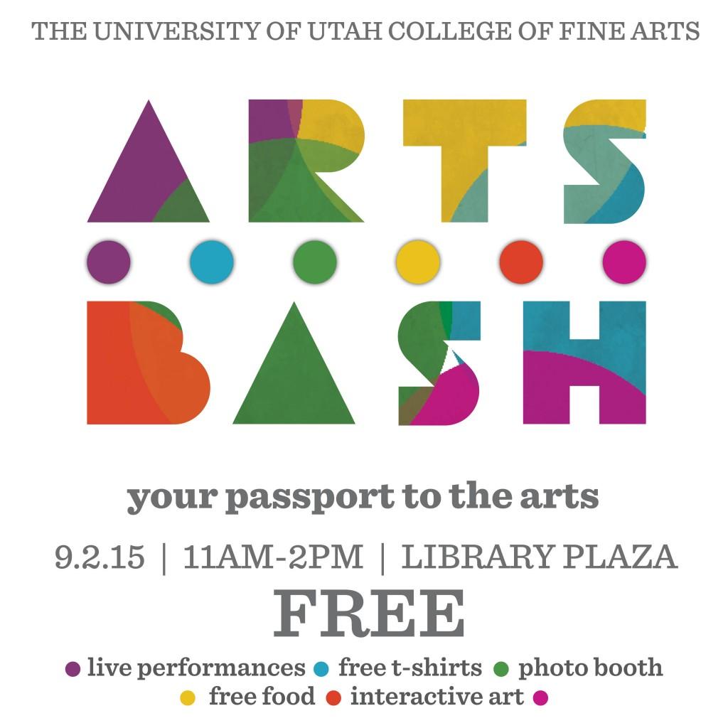 arts bash 15 square