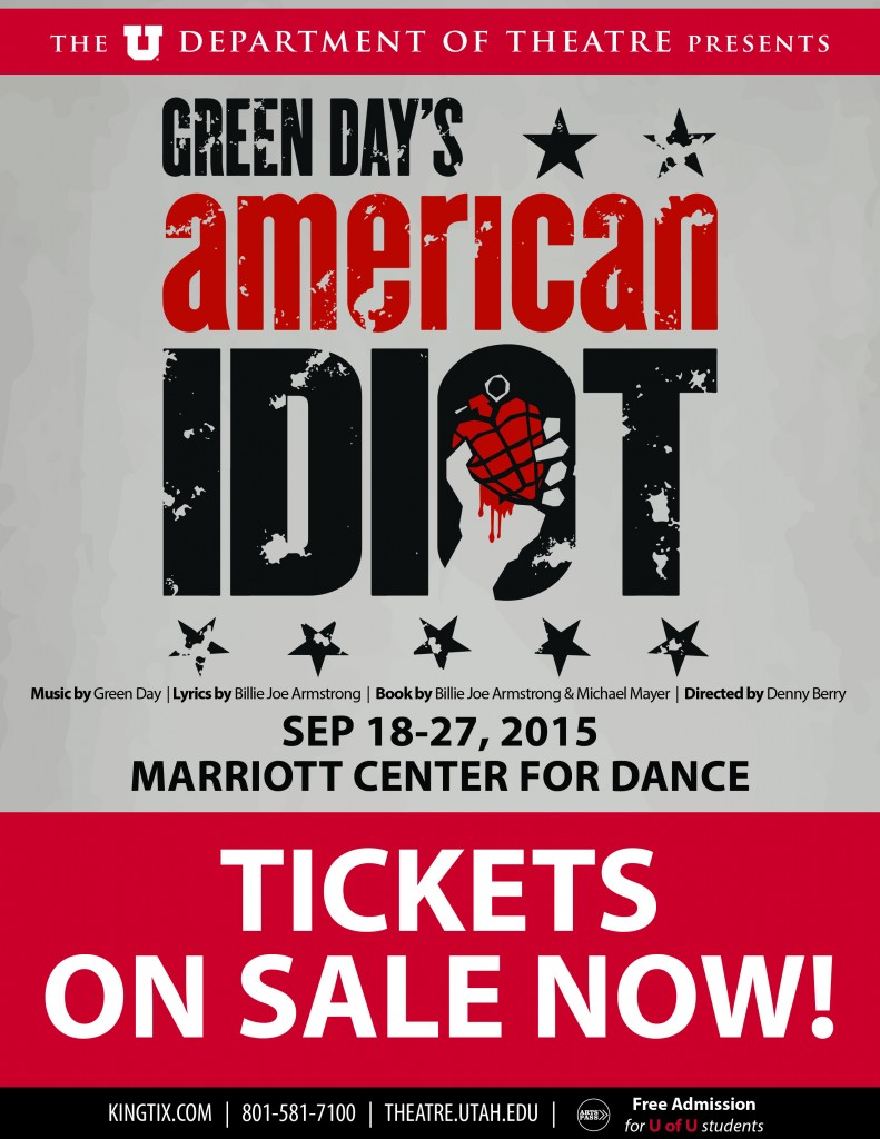american idiot tickets on salenb