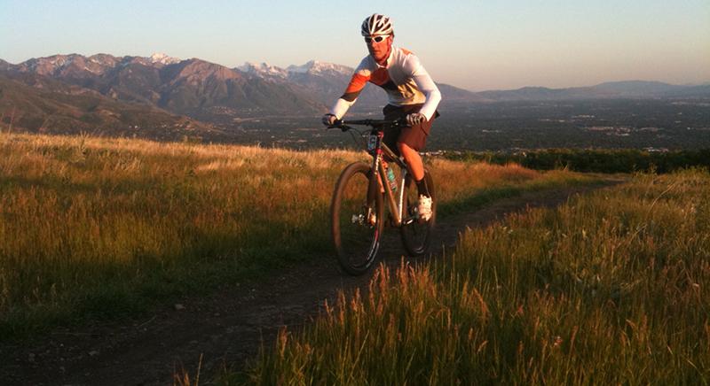 Bonneville Shoreline Trail University of Utah