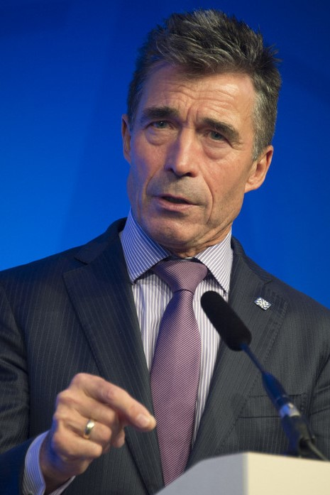 PHOTO CREDIT: Washington Speakers Bureau Former secretary general of NATO Anders Fogh Rasmussen will be the keynote speaker at the annual World Leaders Lecture Forum, Wednesday, Sept. 23 at 11 a.m.