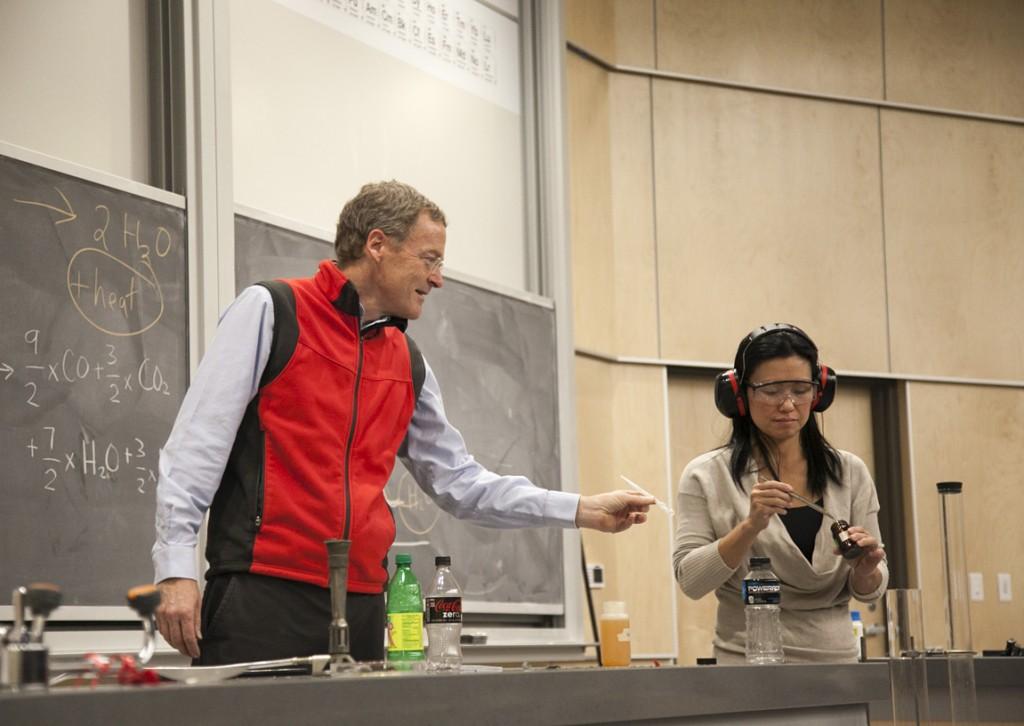 Science Day 2014 at University of Utah