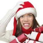 Santa hat-presents