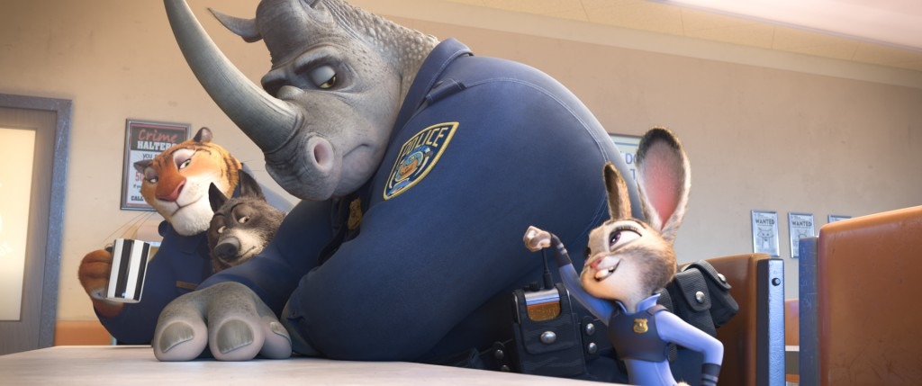 ZOOTOPIA – Pictured: Judy Hopps. ©2016 Disney. All Rights Reserved.