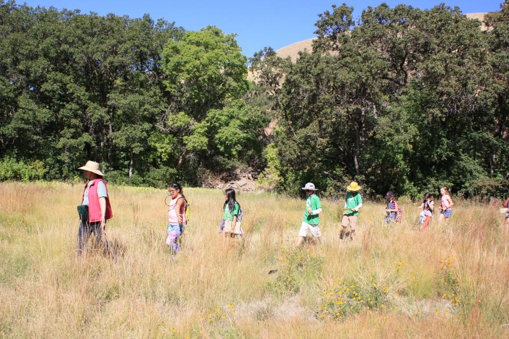 RBG-Volunteer-schoolgroup