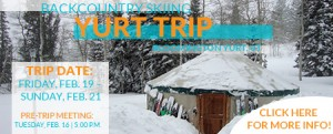 OA Backcountry Ski Yurt Trip Box