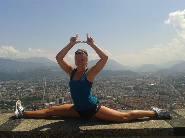 3rd Place — Carina Hahn
