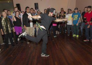 Hip-hop education