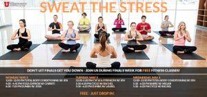Sweat the Stress Box