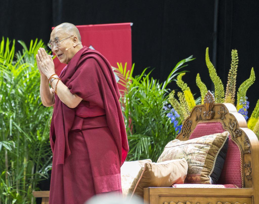 Dalai Lama 2016
