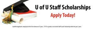 Staff scholarship