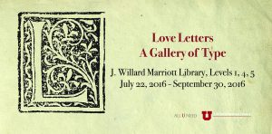 Love Letters UBN