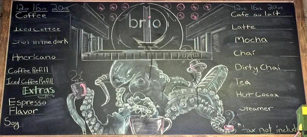 Brio Café