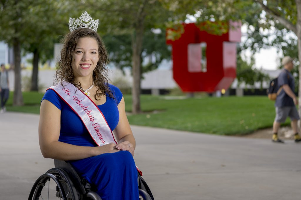 2017 Ms. Wheelchair America Eliza McIntosh
