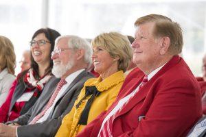 Sandi Pershing, David Pershing, Carolyn Gardner and Kem Gardner