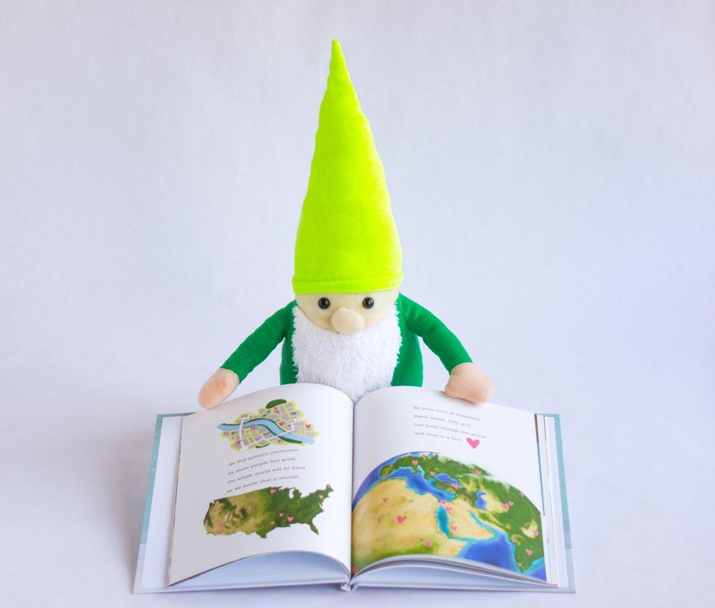 gnomeopenbook