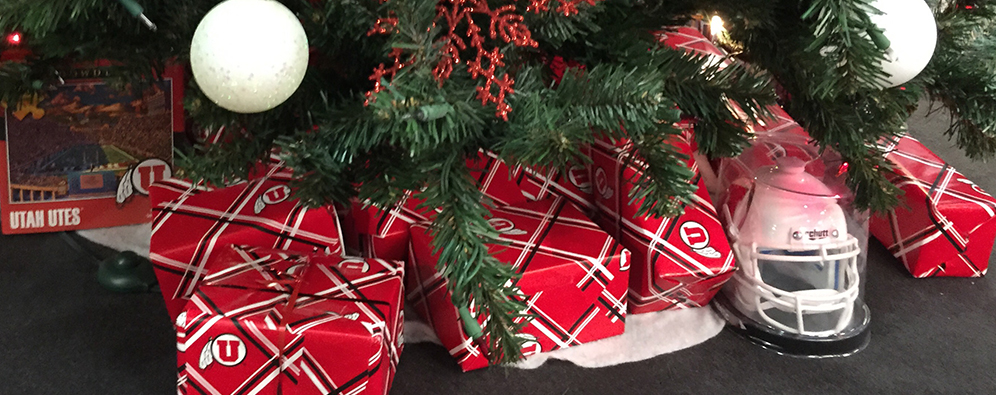 Holiday Gifts at University of Utah Campus Store