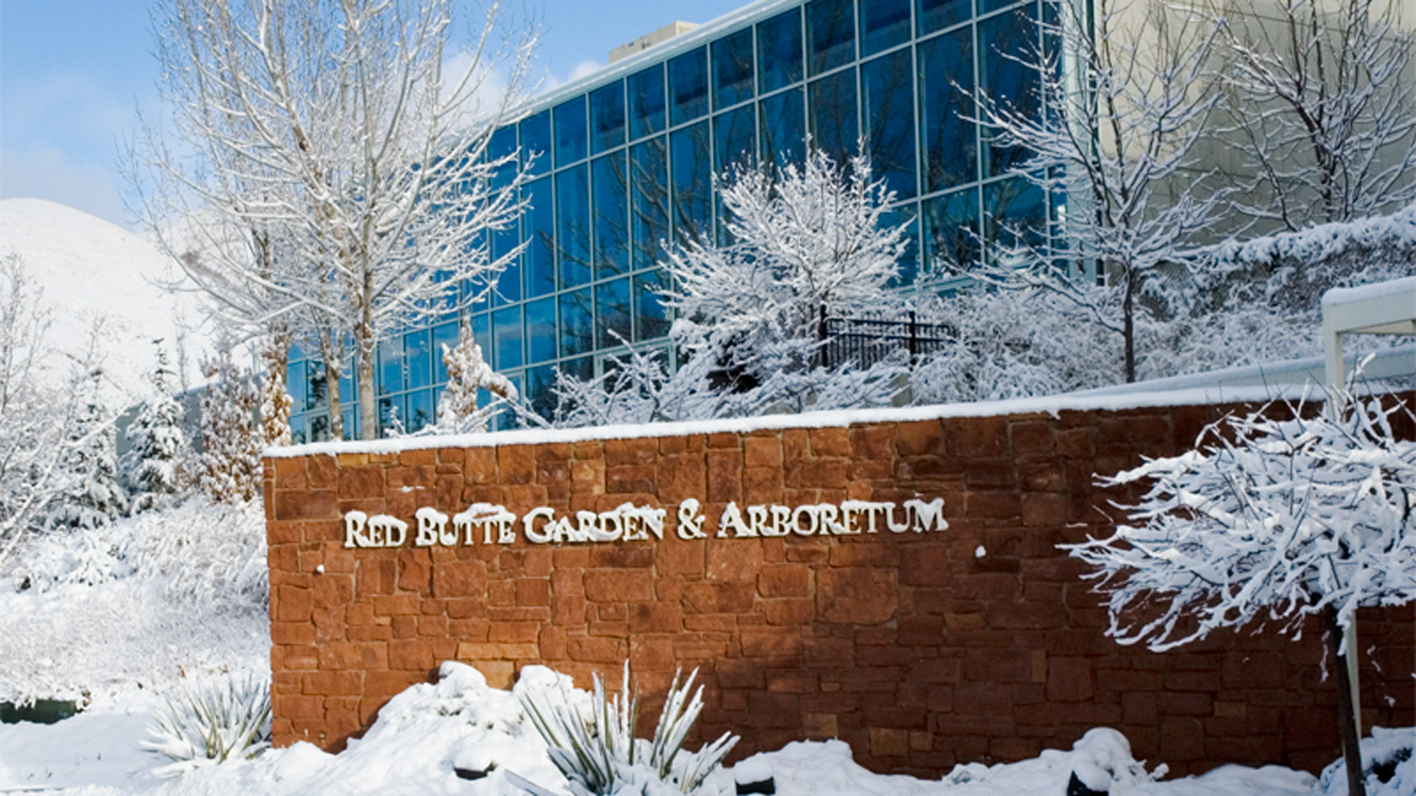 Red Butte Garden Holiday Events Theu