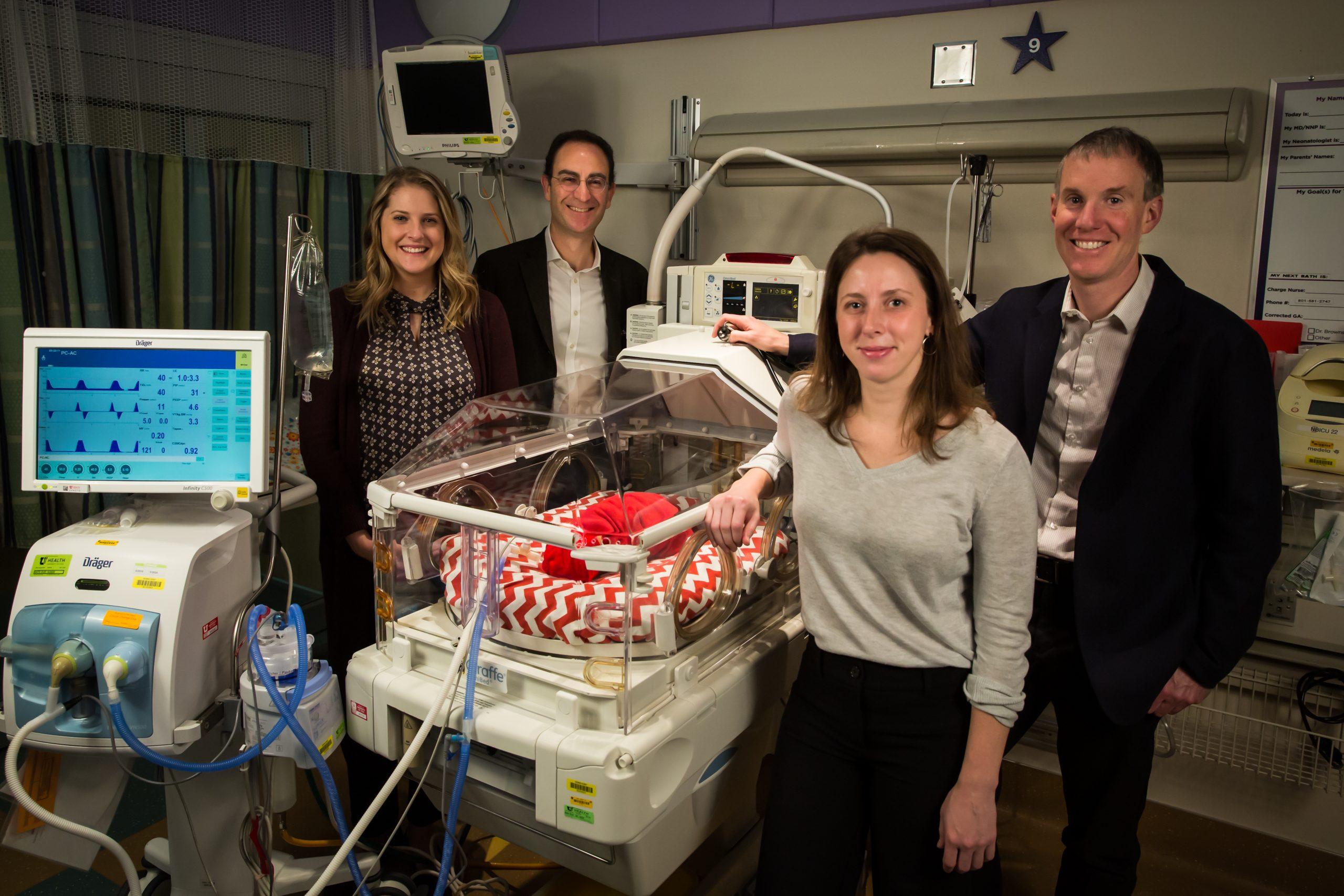 Sabrina Malone Jenkins, MD, Luca Brunelli, MD, Rachel Palmquist, CGC, Joshua Bonkowsky, MD, University of Utah Health.