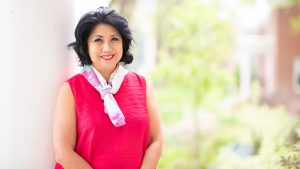 Headshot of Osher member Angie Matinkhah