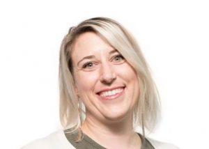 Headshot of Jen Wozab