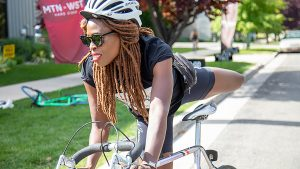 Student Nkenna Onwuzuruoha lists her favorite short rides in Salt Lake City