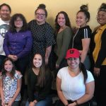 photo of group of 12 people who are Pasifika fellows and ambassadors, faculty and mentors.