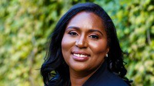 Headshot of Jamilia Blake