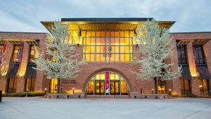 Peterson Heritage Center at the University of Utah