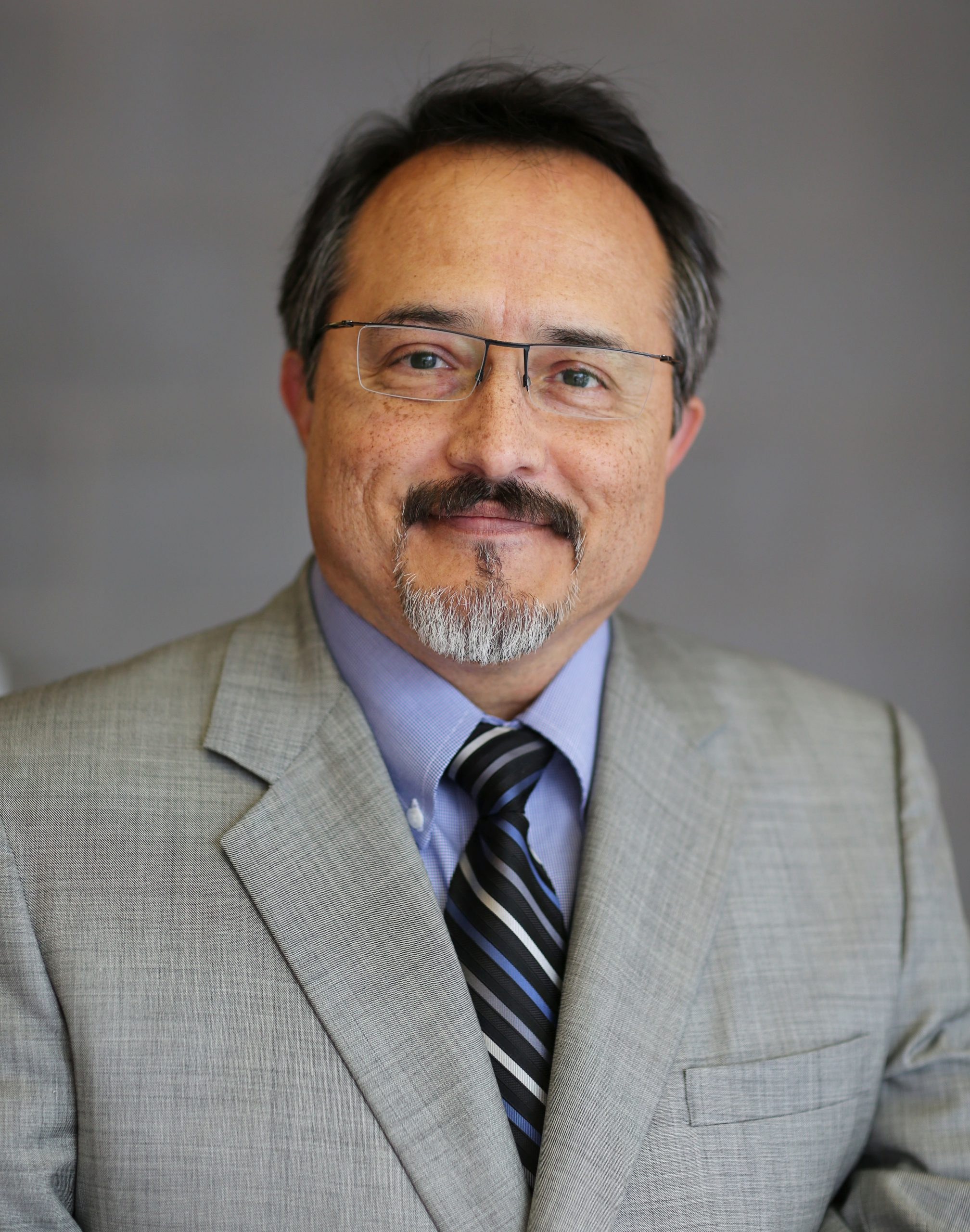 Headshot of Octavio Villalpando