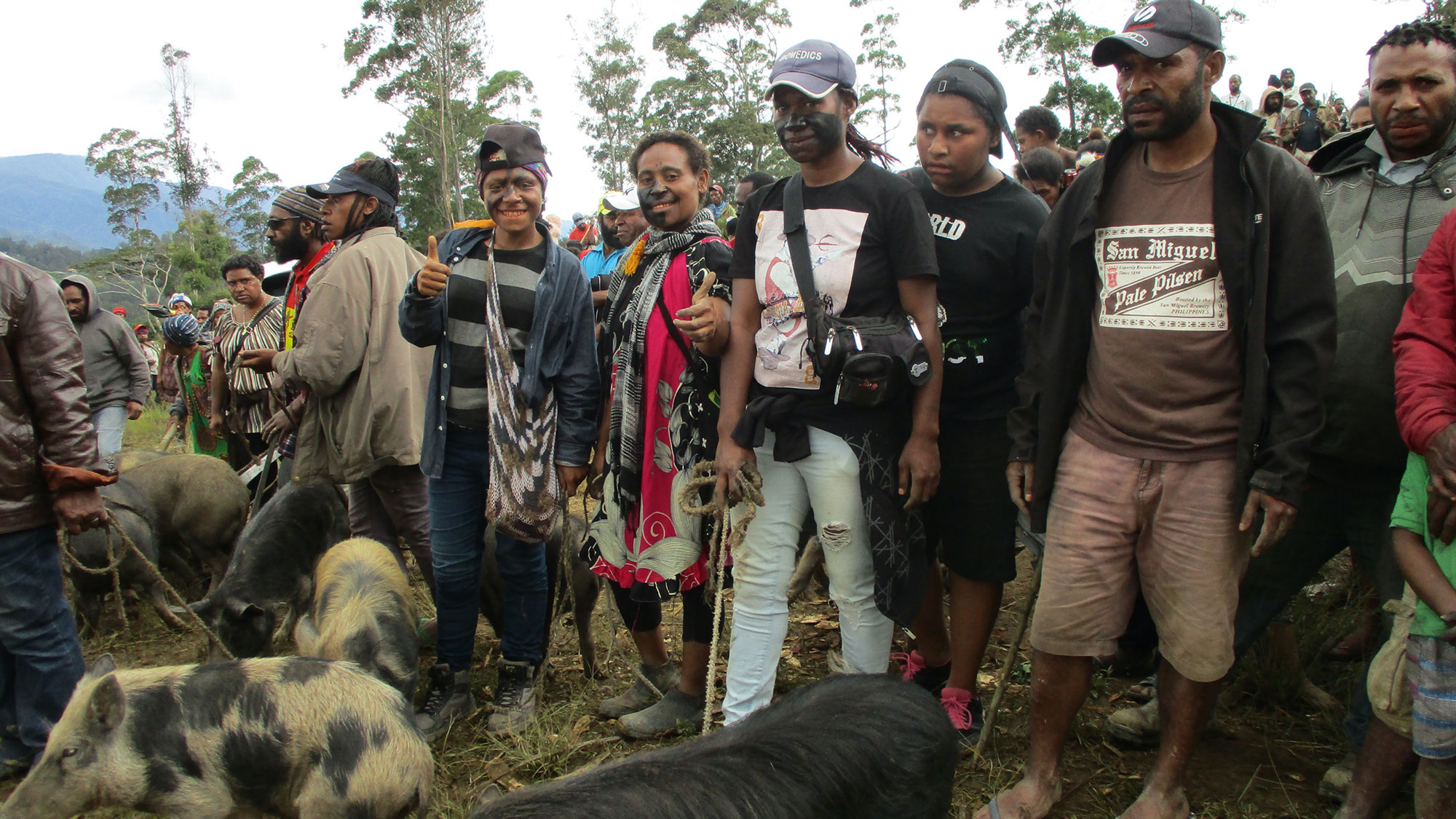 Restorative Justice Preferred Among the Enga in Papua New Guinea