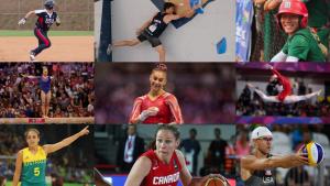 U of U 2020 Summer Olympians