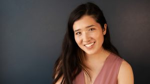 headshot of Francesca Hsieh